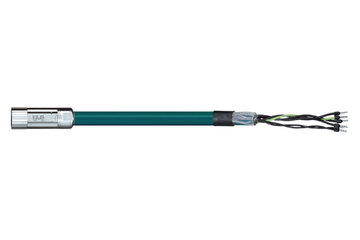 readycable® motor cable suitable for Parker iMOK56, base cable PVC 7.5 x d