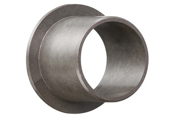 iglidur® G, sleeve bearing with flange, imperial