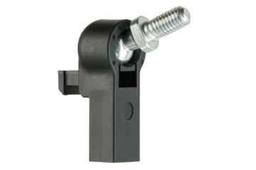 Angled ball and socket joint, WGLM DE, removable, igubal®