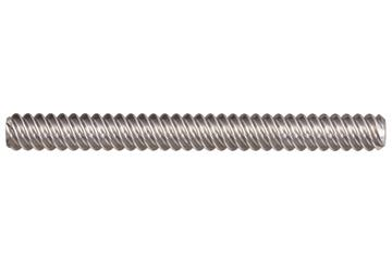 drylin® high helix lead screw, right-hand thread, 1.4021 stainless steel