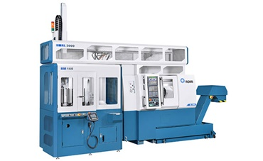 ROMI machining centre
