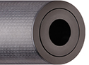 xiros® system solution – carbon tube with flange bearing